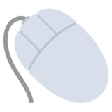Computer Mouse on EmojiOne 2.0