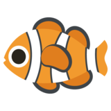 Tropical Fish on EmojiOne 2.0