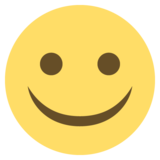 Smiling Face on EmojiOne 2.0