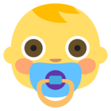 Baby on EmojiOne 2.1