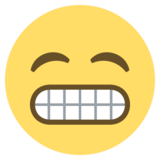 Grinning Face With Smiling Eyes on EmojiOne 2.1