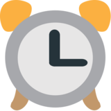 Alarm Clock on EmojiOne 1.0