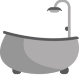Bathtub on EmojiOne 1.0