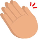 Clapping Hands on EmojiOne 1.0