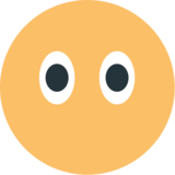 Face Without Mouth on EmojiOne 1.0