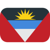 Antigua & Barbuda on EmojiOne 1.0