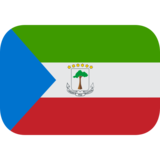 Equatorial Guinea on EmojiOne 1.0