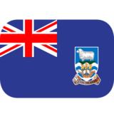 Falkland Islands on EmojiOne 1.0
