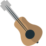 Guitar on EmojiOne 1.0