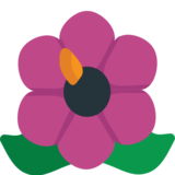 Hibiscus on EmojiOne 1.0