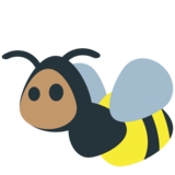 Honeybee on EmojiOne 1.0