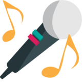 Microphone on EmojiOne 1.0