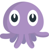 Octopus on EmojiOne 1.0