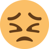 Persevering Face on EmojiOne 1.0