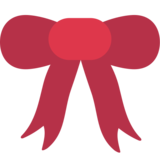 Ribbon on EmojiOne 1.0