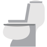 Toilet on EmojiOne 1.0