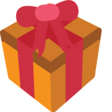 Wrapped Gift on EmojiOne 1.0