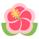 Hibiscus on EmojiOne 2.2