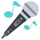 Microphone on EmojiOne 2.2