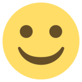 Smiling Face on EmojiOne 2.2