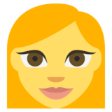 Woman on EmojiOne 2.2