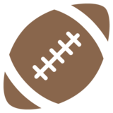 American Football on EmojiOne 2.2.4