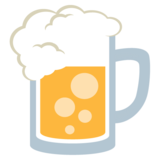 Beer Mug on EmojiOne 2.2.4