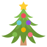 Christmas Tree on EmojiOne 2.2.4