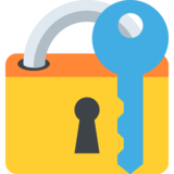 Locked With Key on EmojiOne 2.2.4