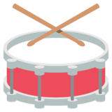 Drum on EmojiOne 2.2.4