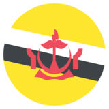 Brunei on EmojiOne 2.2.4