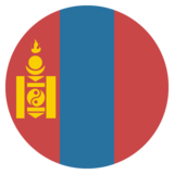 Mongolia on EmojiOne 2.2.4