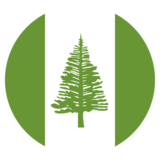Norfolk Island on EmojiOne 2.2.4