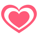 Growing Heart on EmojiOne 2.2.4