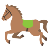 Horse on EmojiOne 2.2.4