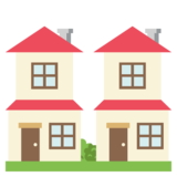 Houses on EmojiOne 2.2.4