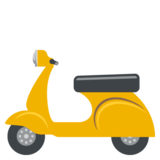 Motor Scooter on EmojiOne 2.2.4