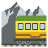 Mountain Railway on EmojiOne 2.2.4