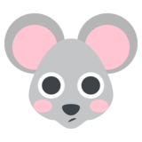 Mouse Face on EmojiOne 2.2.4