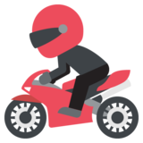 Motorcycle on EmojiOne 2.2.4