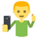 Selfie on EmojiOne 2.2.4