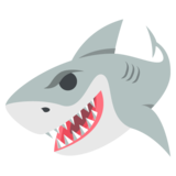 Shark on EmojiOne 2.2.4