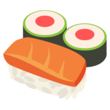 Sushi on EmojiOne 2.2.4