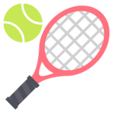 Tennis on EmojiOne 2.2.4