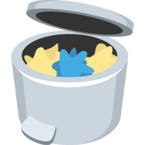 Wastebasket on EmojiOne 2.2.4