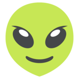 Alien on EmojiOne 2.2.5