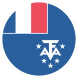 French Southern Territories on EmojiOne 2.2.5