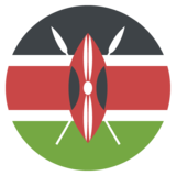Kenya on EmojiOne 2.2.5