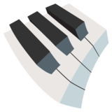 Musical Keyboard on EmojiOne 2.2.5
