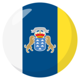 Canary Islands on EmojiOne 3.0